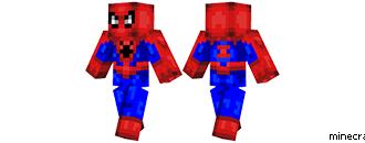 Скин Человека-паука