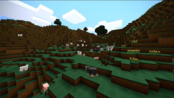 Текстур пак Soartex Fanver [x64] для Minecraft