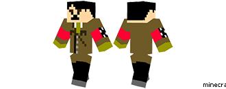 Скин Гитлера