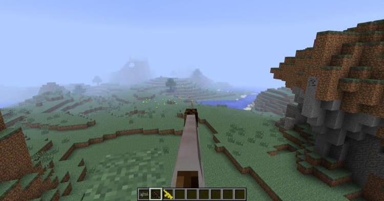 мир Minecraft 1.5.2