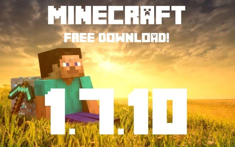 загрузка Minecraft 1 7 10